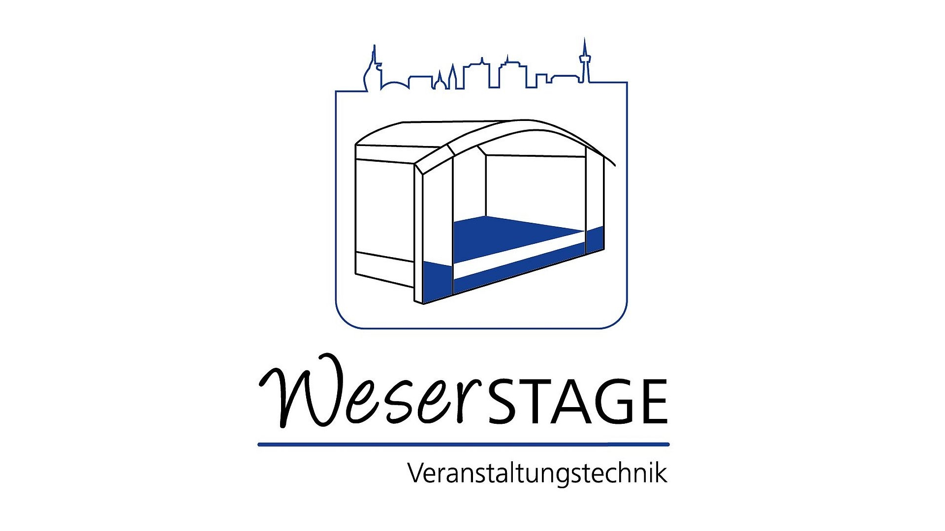 WeserStage - Veranstaltungstechnik - Logo